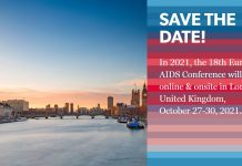 18th European AIDS Conference (EACS 2021)